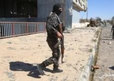 تحرير مئات المدنيين العالقين فى مناطق داعش ببلدة هجين بمنطقة البوكمال السورية