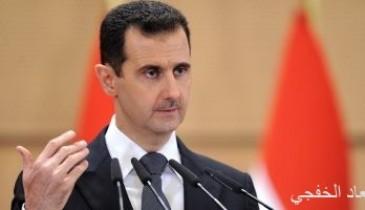 بشار الأسد: إعادة إعمار سوريا سيصل إلى 400 مليار دولار