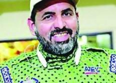 المهنا يقود أول فريق شاحنات عربي في رالي حائل 2019