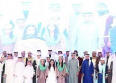 وزير التعليم يدشن احتفاء الوزارة بيوم اللغة العربية العالمي