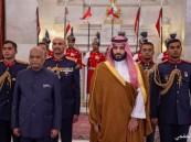 رئيس الهند: ننظر إلى المملكة العربية السعودية كعامل استقرار في المنطقة وما ورائها