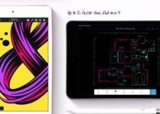 أبل تكشف رسميا عن iPad Air وiPad mini