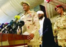 «الانتقالي» يعلن القبض على مهاجمي اعتصام الخرطوم