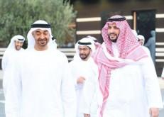 تركي بن محمد بن فهد يزور الإمارات