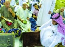 26 فرقة لمنع حجز الأماكن بالمسجد الحرام والظواهر السلبية