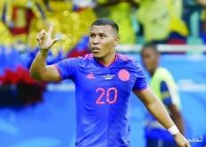 ميسي يطالب زملاءه برد فعل حقيقي بعد الخسارة أمام كولومبيا