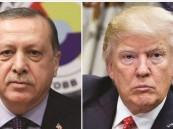 ترمب يدرس معاقبة تركيا