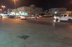 فوضى وزحام في تقاطعات شارع الأمير محمد بن فهد في عزيزية الخفجي