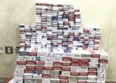 الجمارك الكويتية تضبط سعودي حاول تهريب سجائر لبيعها في بلاده