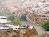"""""""طيران الأمن"""" ينقذ 25 محتجزا بـ""""وادي لجب"""""""