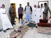 بلدية النعيرية تضبط عماله تبيع لحوم فاسدة ..وتنفي بيع لحوم الحمير