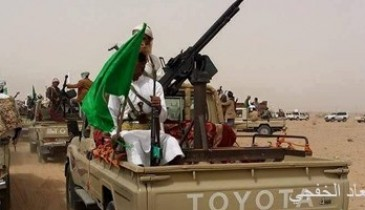 الجيش اليمنى يحرر أولى مناطق مديرية عبس بمحافظة حجة
