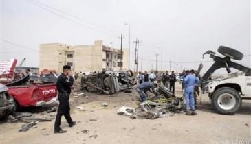 مقتل تسعة في انفجار سيارة ملغومة في جنوب العراق