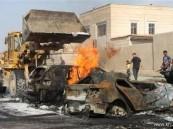 مقتل تسعة في انفجار صهريج وقود في تكريت بالعراق
