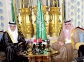 عيد: اتفقنا مع سلمان على دعم الكوادر السعودية