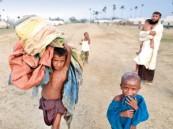 إجلاء الآلاف في ميانمار