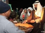 بالصور: الماضي يفتتح مهرجان النعيرية الربيعي الثاني عشر بأقسام نسائية وفعاليات مختلفه