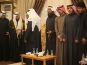 العسيري يحتفل بزواج إبنه عبدالله بالخفجي