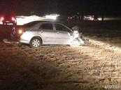 عاجل : حادث مروري بالقرب من مخيم الشركة
