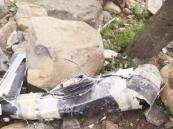 التحالف: طائرة حوثية مفخخة تسقط على مدنيين في عمران