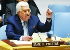 عباس يعرض «خطة سلام» بمجلس الأمن الدولي