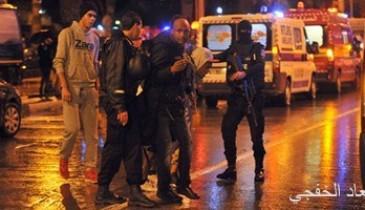 مواجهات بين قوات الأمن التونسية ومتظاهرين فى الحوض المنجمى