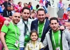 جماهير سعودية غفيرة تطلب تذاكر مباراة مصر