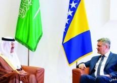 رئيس وزراء البوسنة: المملكة الدولة الإسلامية الأكثر تأثيراً