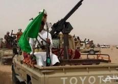 قوات الجيش اليمنى مدعومة بالتحالف تحرر مواقع جديدة غربى تعز