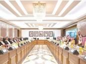 وزير الداخلية يبحث مع نظيره العماني تعزيز التعاون المشترك