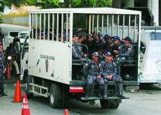 مصرع سجناء في مواجهات مع الشرطة الفنزويلية
