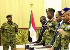 السودان: مجلس السيادة يؤدي اليمين ويعقد اجتماعه الأول