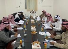 في أول إجتماع بالتشكيل الجديد..جمعية البر بالخفجي تحدد أعضاء اللجان