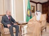 «التعاون الخليجي» يستقبل سفير لبنان الجديد في الرياض