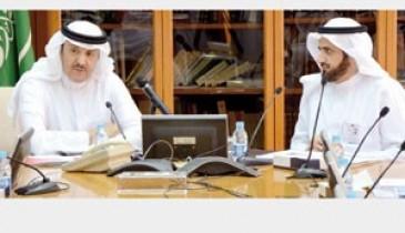 """بحث انتقال مسؤوليات """"المعارض والمؤتمرات"""""""