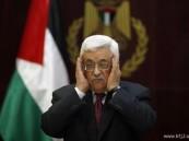عباس يتهم اسرائيل بالسعي لاثارة الفوضي في الاراضي الفلسطينية