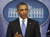 أوباما يقول انه لن يتسرع في موضوع الاسلحة الكيماوية في سوريا