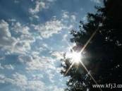 """""""الأرصاد"""": انخفاضٌ في درجات الحرارة على شمال المملكة يمتد إلى حائل"""