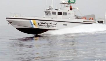 حرس حدود الخفجي ينقذ شخصين من الغرق