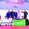 الجوجيتسو تشارك في بطولة آسيا