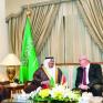 أمير الرياض بالنيابة يشرف حفل سفارة مصر