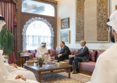 محمد بن زايد: الإمارات ترفض أي محاولة للعبث بأمن المملكة