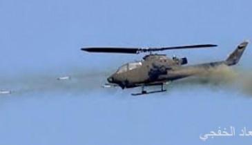 تحطم طائرة إسرائيلية بدون طيار شمال هضبة الجولان السورية المحتلة