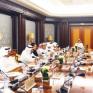 لجنة الصداقة البرلمانية تجتمع بسفير باكستان