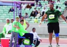 «أخضر القوى» يواصل استعداداته لأسياد جاكرتا 2018