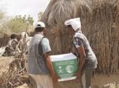 مركز الملك سلمان يوزع سلالاً غذائية في اليمن.. ويدعم الطلاب السوريين بالمستلزمات الشتوية