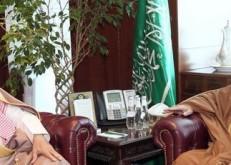 آل الشيخ يستقبل سفير البحرين وعضو البرلمان الباكستاني