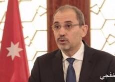 وزير الخارجية الأردنى يلتقى المبعوث الأممى إلى سوريا