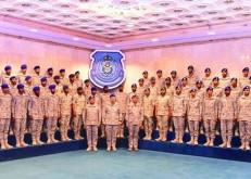 تخريج الدورة 129 من طلبة معهد الدراسات الفنية للقوات الجوية