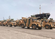 """ليبيا: تعزيزات عسكرية لـ""""الوفاق"""" تصل من تركيا"""